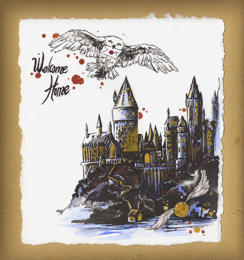 Hogwarts Original version