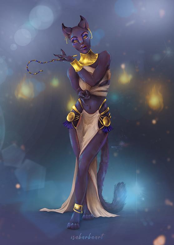 Bastet Goddess